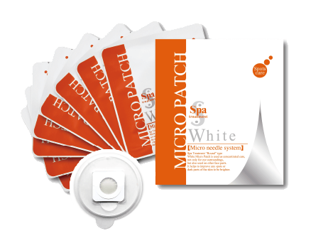 Whitening Micropatch